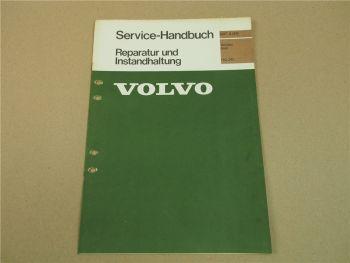 Volvo 140 240 Werkstatthandbuch Getriebe M40 Reparaturanleitung 1976