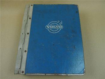 Volvo 140 142 144 145 Parts Book Ersatzteilliste 1972 Reservdelskatalog