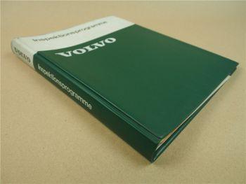 Werkstatthandbuch Volvo 66 240 260 343 Inspektionsprogramme Inspektion 1975