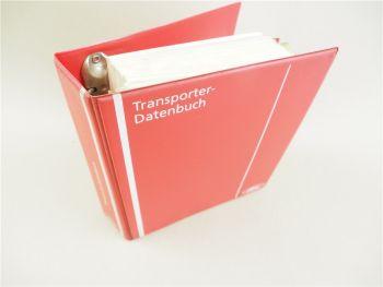 Ford Transporter Handbuch / Ford Transit Ausstattung Ausrüstung Aufbau 1997