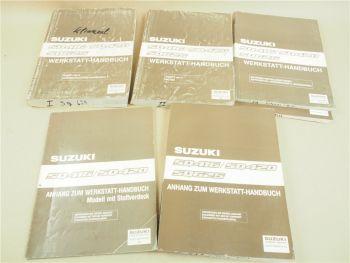 Reparaturanleitung Suzuki Grand Vitara SQ416 SQ420 SQ625 Werkstatthandbuch