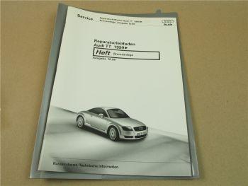 Audi TT ab 1999 Bremse Reparaturhandbuch Instandsetzung