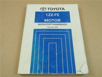 Toyota MR2 ZZW30 Werkstatthandbuch 1.8 16V Motor 1ZZ-FE Reparaturanleitung 1999