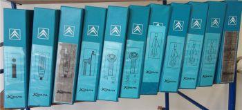 Reparaturanleitung Citroen Xsara / Xsara 2 Werkstatthandbuch 1997 - 2002