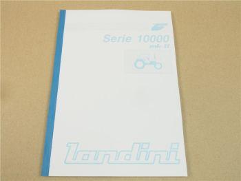 Landini 10000S 13000 14500 mk-II Betriebsanleitung