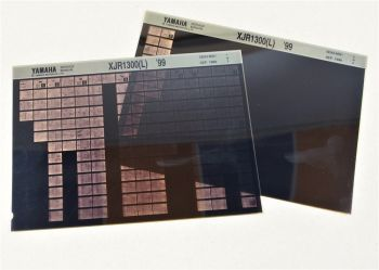 Yamaha XJR1300(L) 1999 5EA3 Wartungsanleitung Microfich Service Anleitung