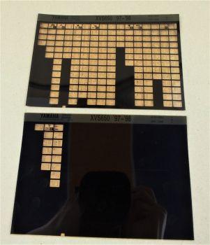 Yamaha XVS650 1997-1998 4VR5 Wartungsanleitung Microfich Service Anleitung