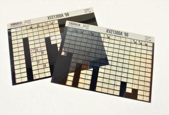 Yamaha XVZ1300A 1998 4YP Wartungsanleitung Microfich Microfilm Service Anleitung