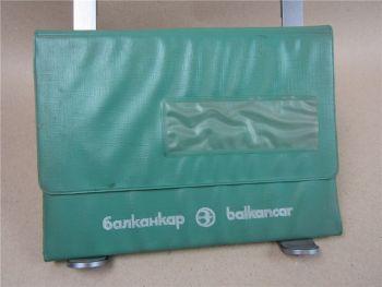 Balkancar EP006.2 EP011.2 ES301.2 Betriebsanleitung Bedienungsanleitung 1974