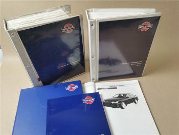 Werkstatthandbuch Nissan Maxima QX A32 Reparaturanleitung 1995 - 1998