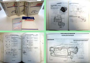 Reparaturhandbuch Nissan Primera P10 Werkstatthandbuch 1990 - 1995