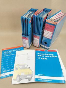 Reparaturleitfaden VW LT 2 ab 1997 Typ 2D Werkstatthandbuch Reparaturanleitungen