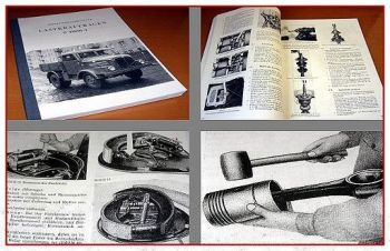 S4000-1 LKW Reparaturhandbuch 1965