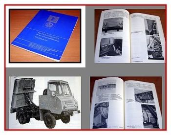 Multicar 24 Bedienungsanleitung 1975