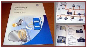 SSP 396 VW Spurwechselassistent Konstruktion Funktion