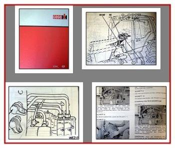 Case 745S, 745XL, 844S, 844XL, 856XL Reparaturhandbuch