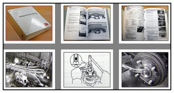 Werkstatthandbuch Daihatsu Charade G200 G201 G203 Reparaturanlei
