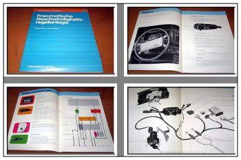 SSP 33 Audi 100 C2 Geschwindigkeitsregelanlage Selbststudienprogramm