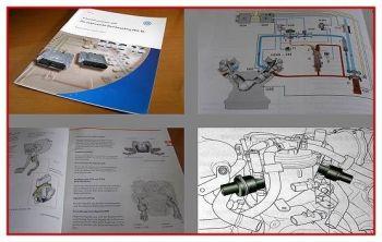 SSP 304 VW Phaeton Dieselregelung EDC 16 im V10 TDI R5 TDI Konstruktion Funktion