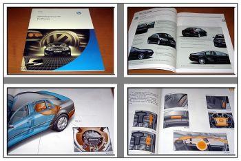 SSP 270 VW Phaeton Konstruktion + Funktion 2002