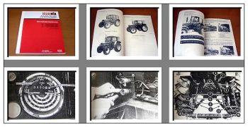 Case IHC 533 633 733 833 933 Traktor Betriebsanleitung