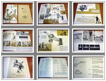 Solo Motorhacke Prospekt & Preisliste 1959