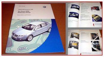 SSP 340 VW Passat B6 2006 Elektrik Selbststudienprogramm