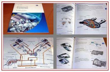 SSP 341 VW Touareg Phaeton AXQ BGH 4,2l V8 5V Motor Selbststudienprogramm