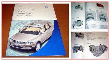 SSP 298 VW Touareg I Elektrik Elektrische Anlage ab 2002 Selbststudienprogramm