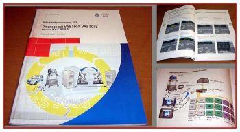 Selbststudienprogramm SSP 295 VW Diagnose mit VAS 5051 VAS 5052 VAS 5053