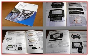 SSP 274 VW Phaeton Infotainment System Konstruktion + Funktion