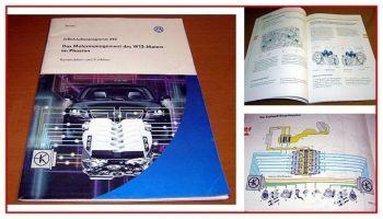 SSP 250 VW Phaeton W12 Motor Motormanagement ME7.1.1 Motorsteuerung