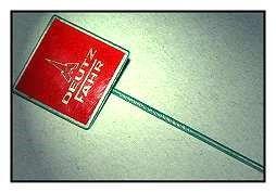 Deutz Fahr Pin / Anstecker original