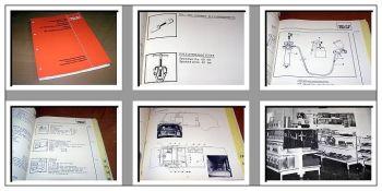 Deutz Landmaschinen Werkstatt Werkstatteinrichtung 1981