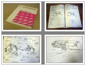 Mitsubishi Galant Fließheck 1989 Technische Information