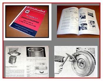 Mc Cormick D320 D324 D430 DED3 DGD4 Werkstatthandbuch