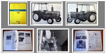 John Deere 830, 930 Schlepper Betriebsanleitung
