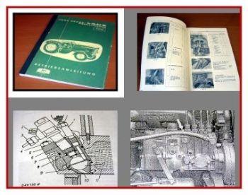 John Deere 700 Betriebsanleitung 1963