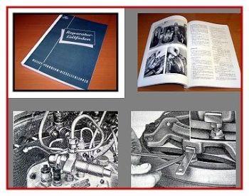 Werkstatthandbuch Massey Ferguson FE 35 Reparaturleitfaden