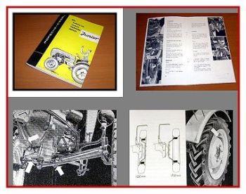 Porsche Junior Diesel Bedienungsanleitung
