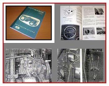 John Deere 300 Schlepper Betriebsanleitung 1960