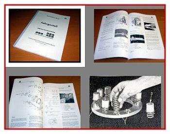 IHC 323, 353, 423 Werkstatthandbuch Fahrgestell