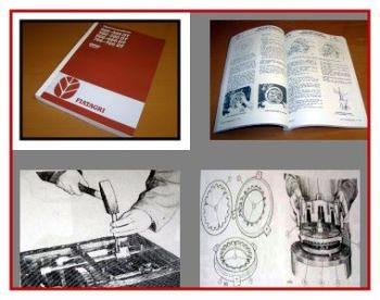 Werkstatthandbuch Fiat 466, 566, 666, 766 + DT Traktor Reparaturhandbuch