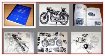 EMW R35-3 Motorrad Betriebsanleitung 1955