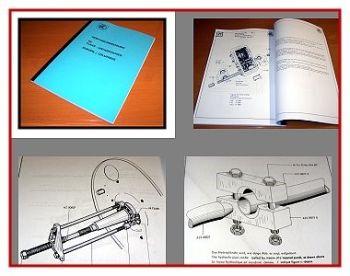 Claas Europa & Claas Columbus Reparaturhandbuch