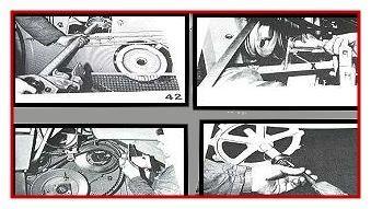 Reparaturhandbuch Claas Comet, Corsar, Cosmos, Consul Werkstatth