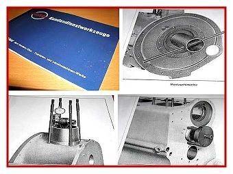 Eicher Kundendienst Werkzeug Katalog