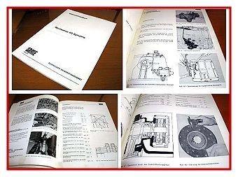 Reparaturanleitung Same Minitaurus 60 Synchro Werkstatthandbuch 1979