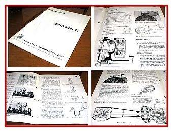 Same Centurion 75 Werkstatthandbuch 1979