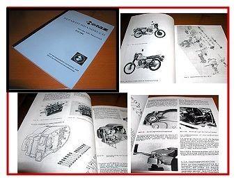 MZ ETZ 250 Werkstatthandbuch 1981